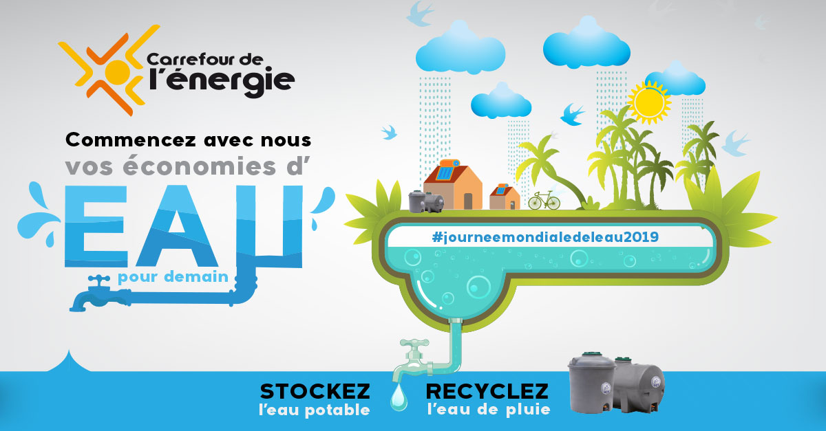 Journeemondialedeleau 2019 Carrefour De Lénergie